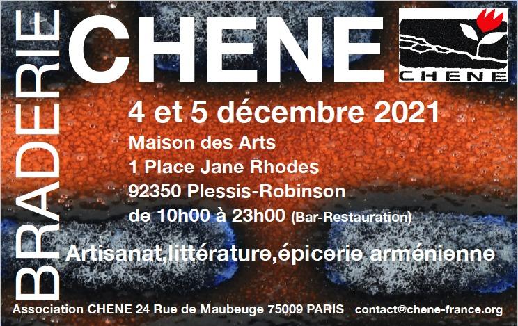 Braderie 2021 de CHENE France